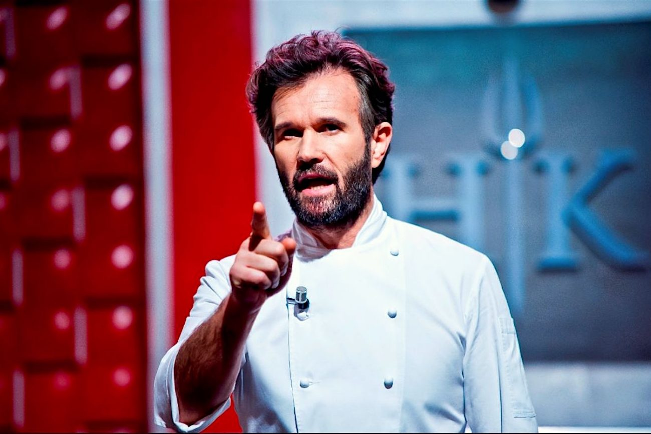 cracco, hell's kitchen 3