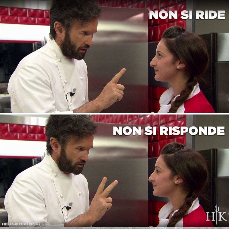 hell's kitchen 3, cracco