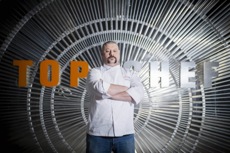 top chef, matteo fronduti