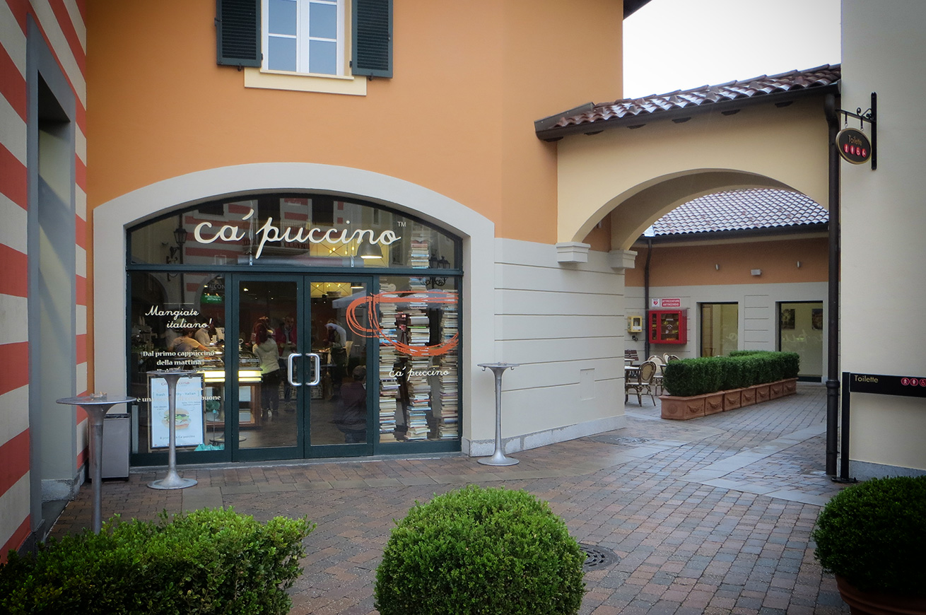outlet serravalle ca' puccino