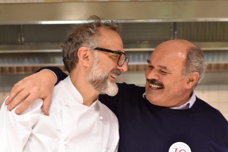 compleanno eataly; bottura