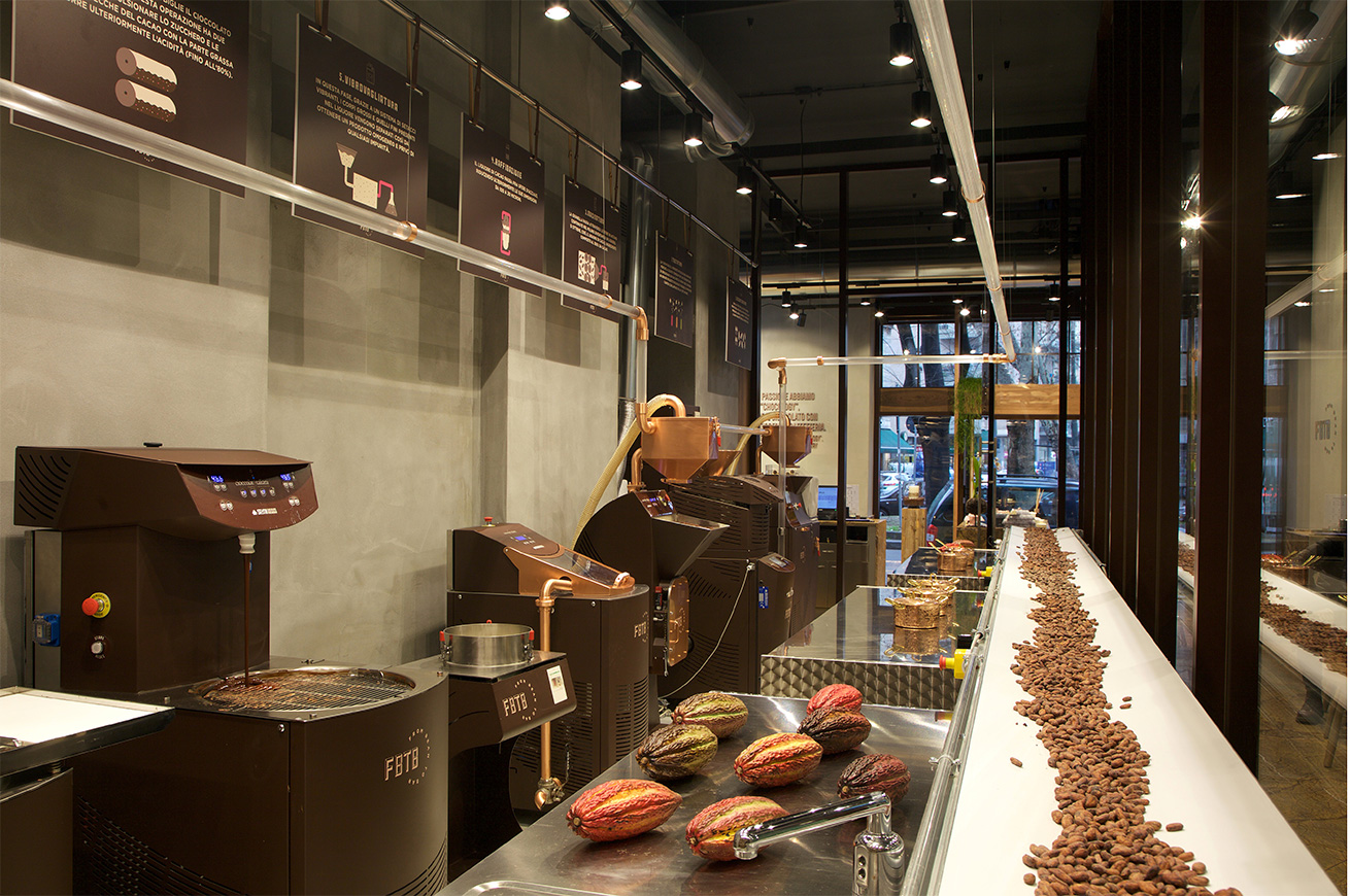 cioccolatitaliani bean to bar milano