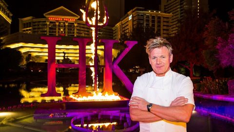 Gordon Ramsay ristorante hell s kitchen