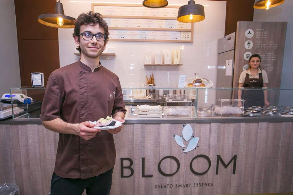 gelateria bloom modena degani