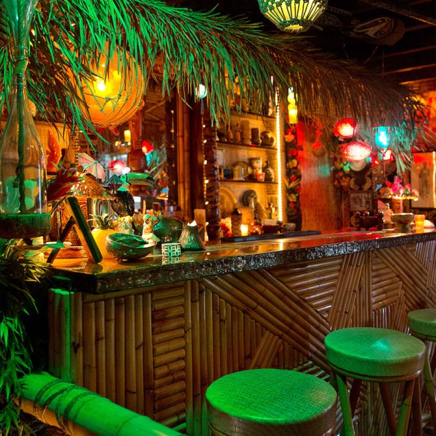 tikibar a los angeles