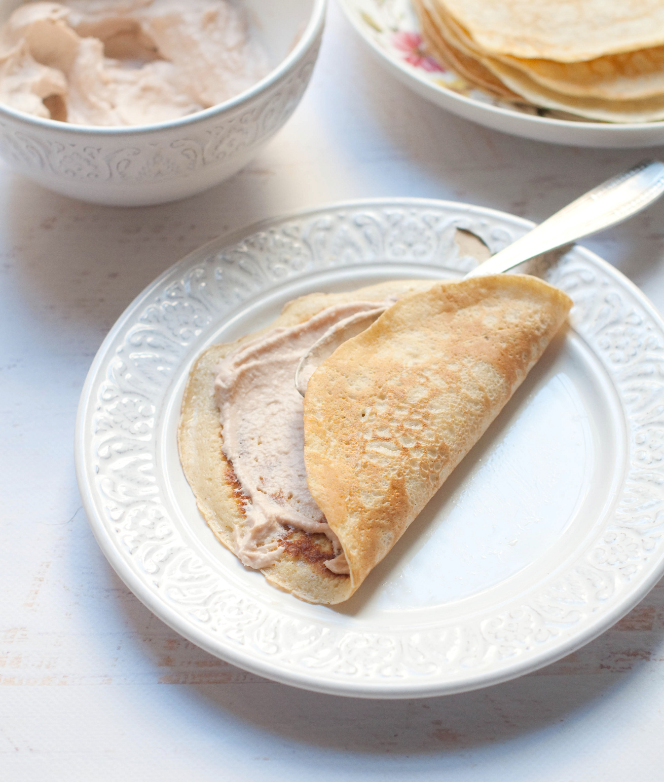 Ricette sulle crepes