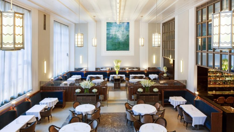 eleven madison park restyling