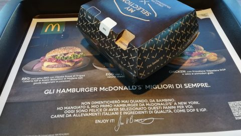mc donalds bastianich