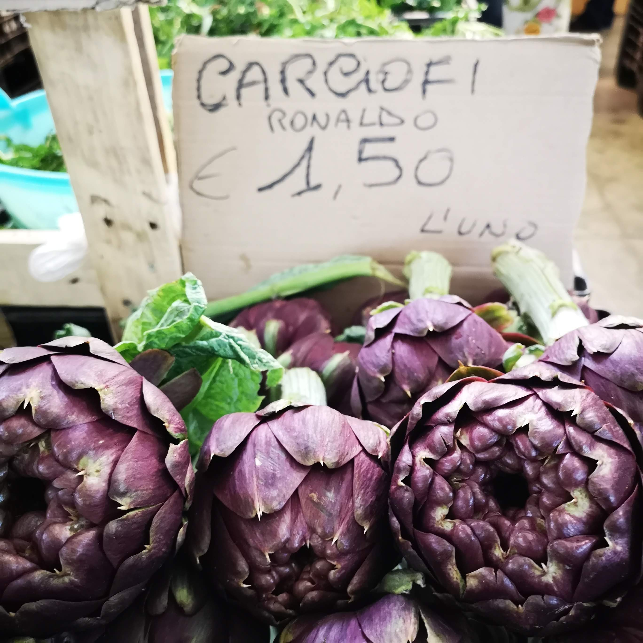 Farmer's Market Garbatella