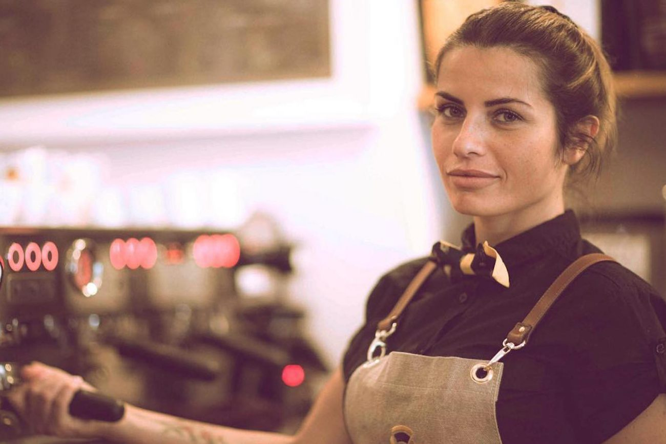 paola campana; specialty coffee