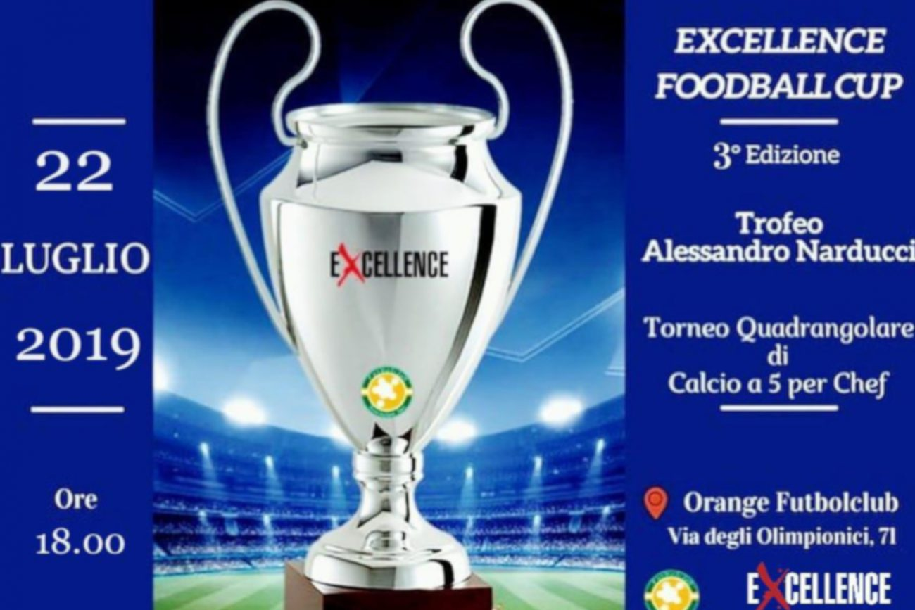 Excellence Foodball Cup