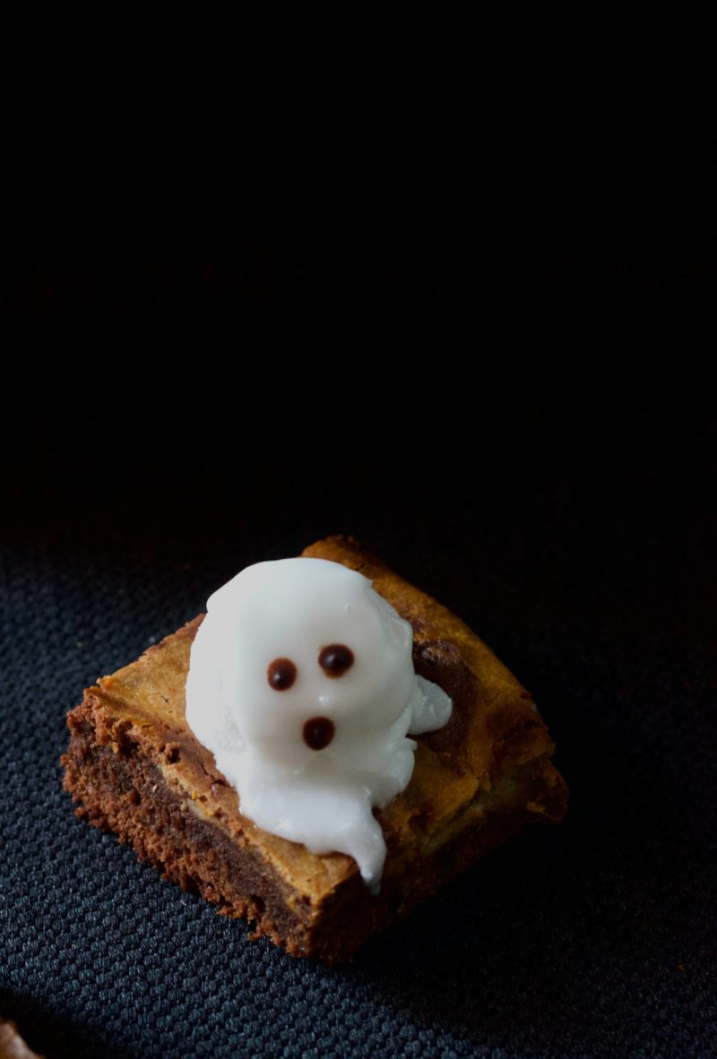 brownies-di-halloween-fantasmini