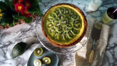 cheesecake-kiwi-avocado
