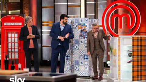 MasterChef Italia: Barbieri, Locatelli e Cannavacciuolo
