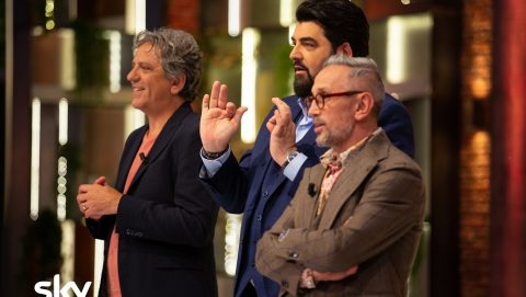 MasterChef Italia: Cannavacciuolo, Barbieri, Locatelli