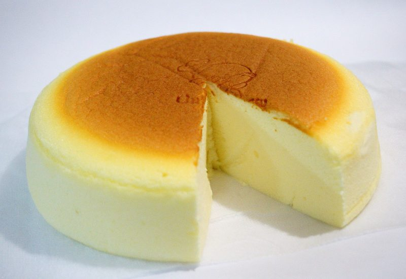cheesecake-giapponese