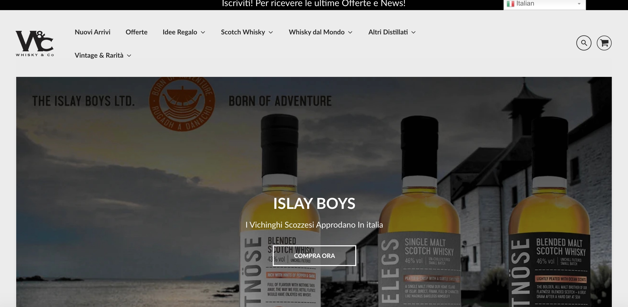ecommerce_distillati_whisky_and_co