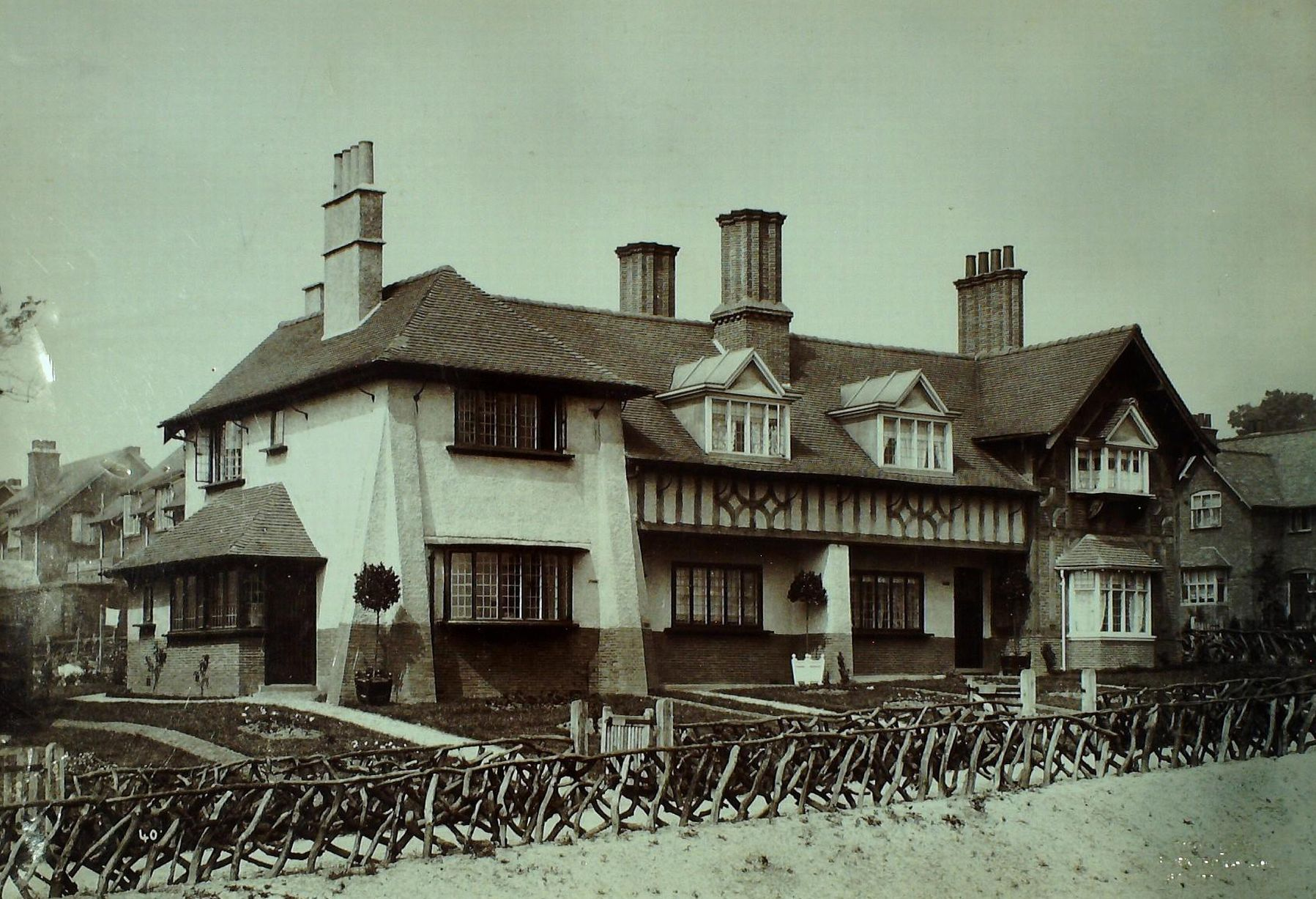 bournville house