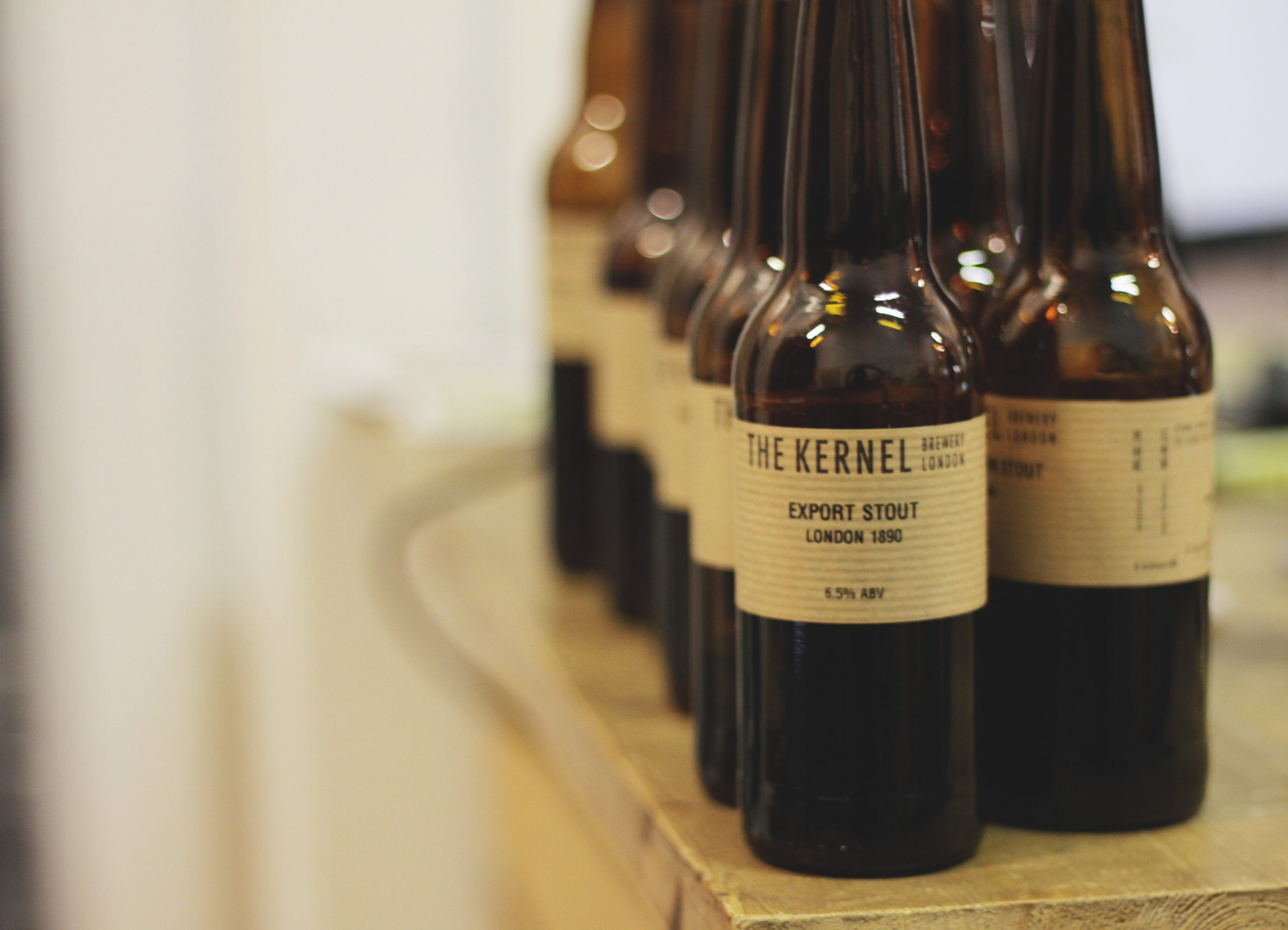 The Kernel - Export London 1890 (Foreign Extra Stout)