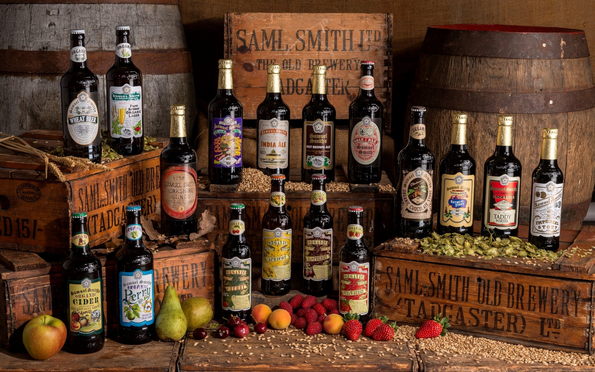 Samuel Smith; English IPA