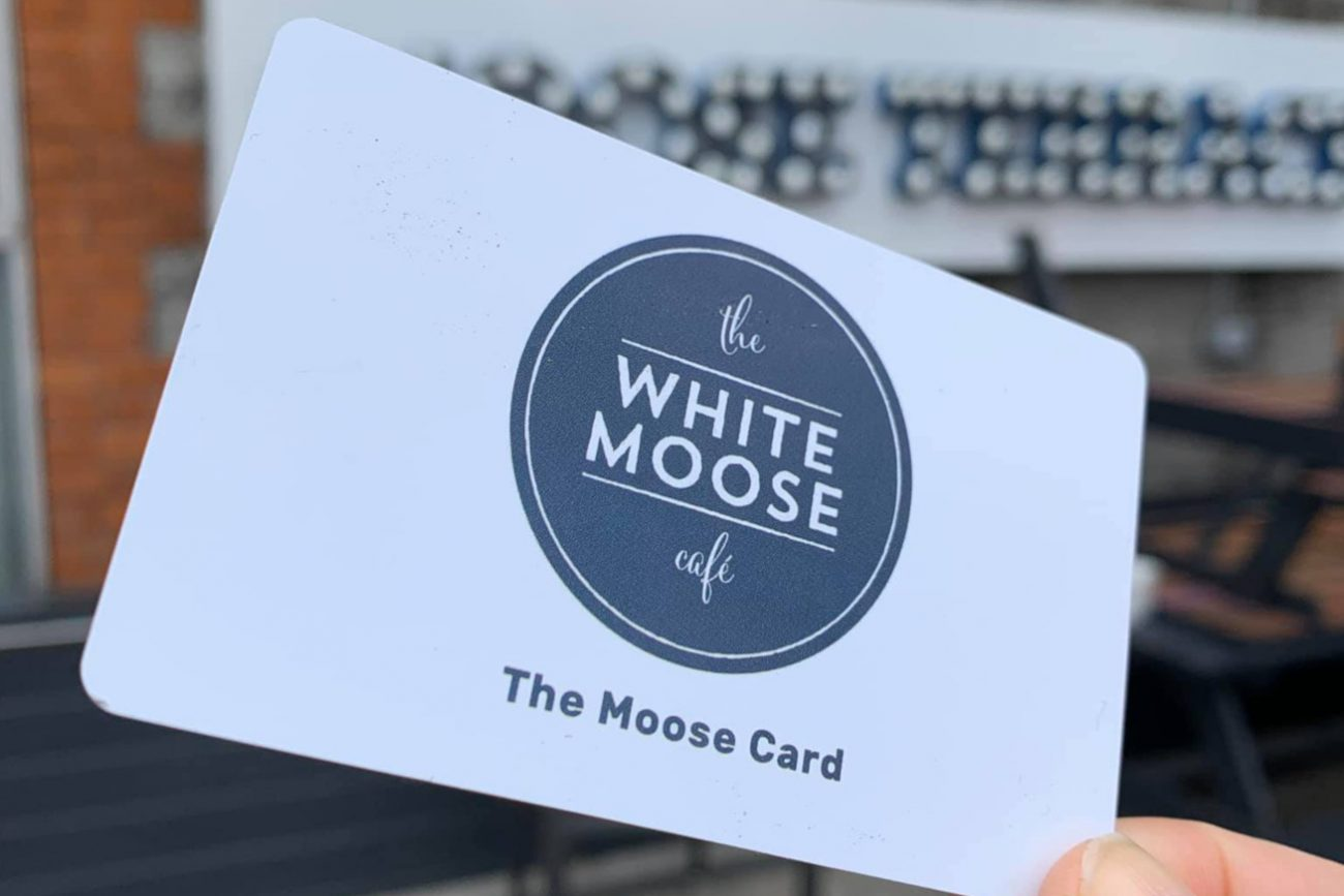 The White Moose Café