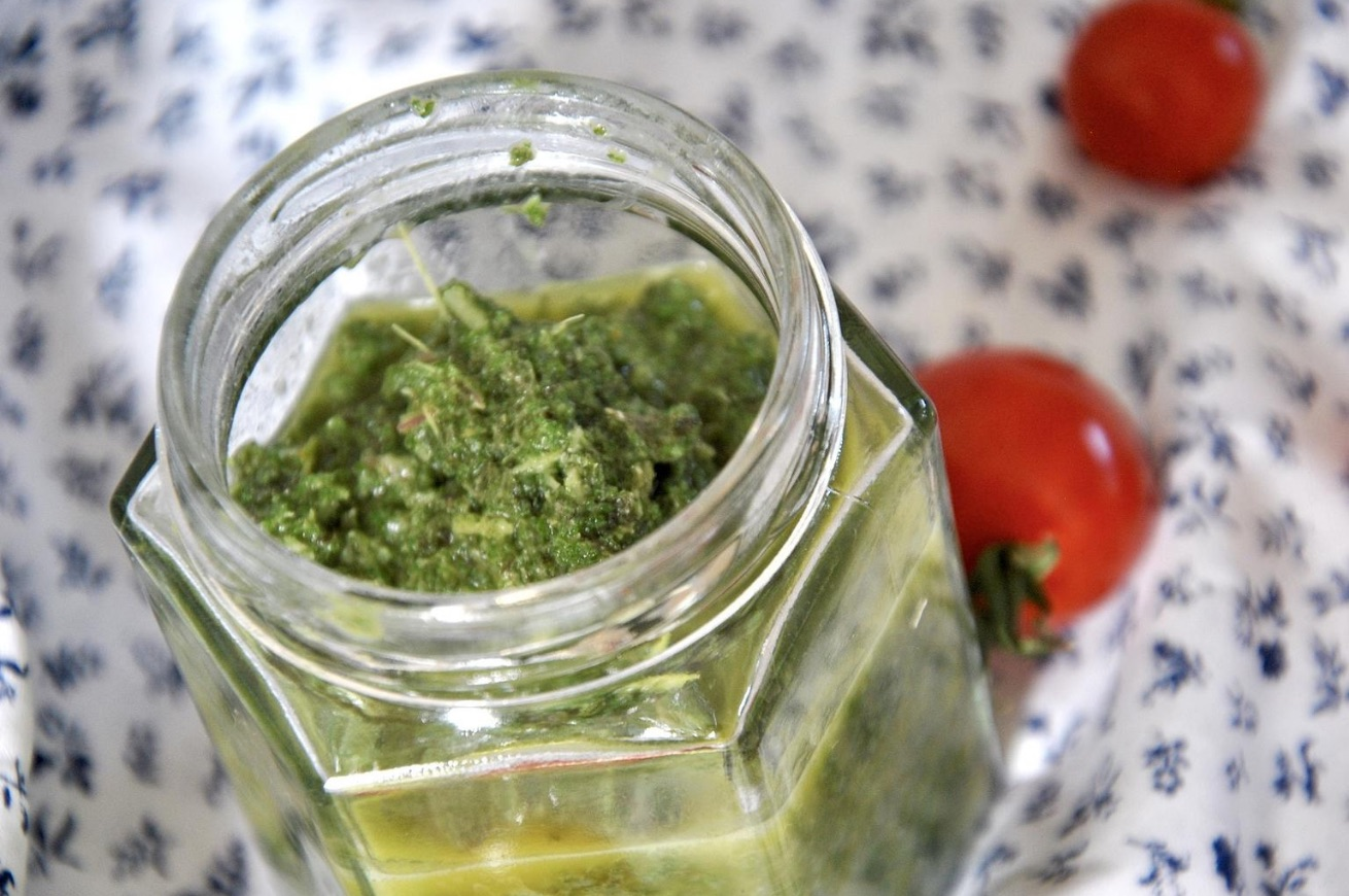 pesto vasetto