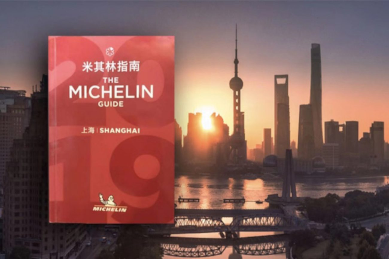 michelin shangai