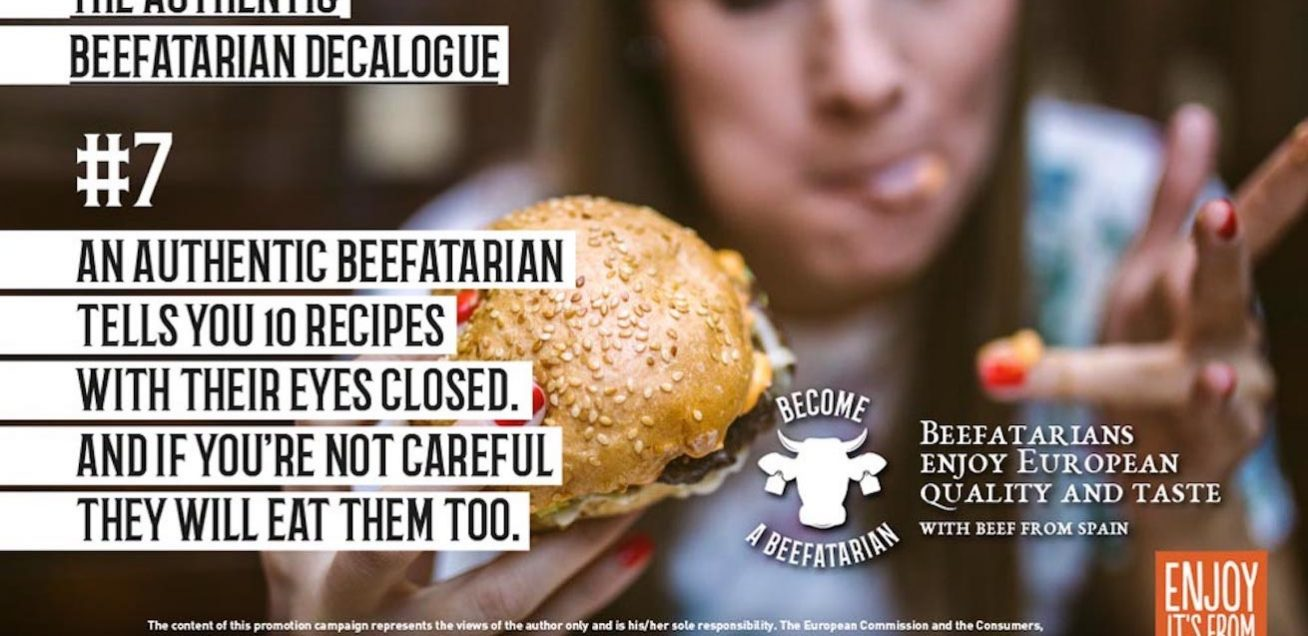 Become a Beefatarian