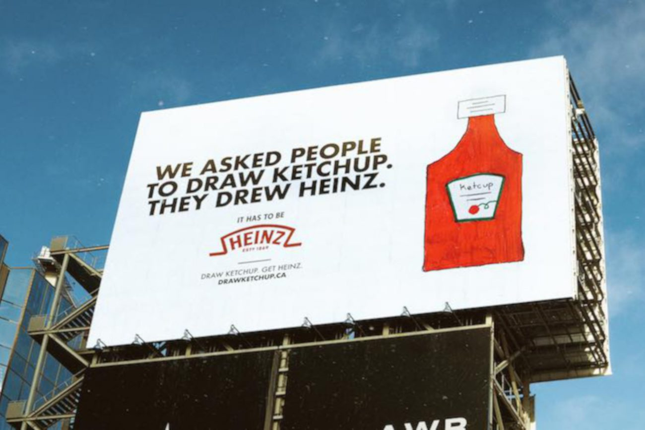 Kraft Heinz Canada-Heinz Asked People To -Draw Ketchup-- Then Tu