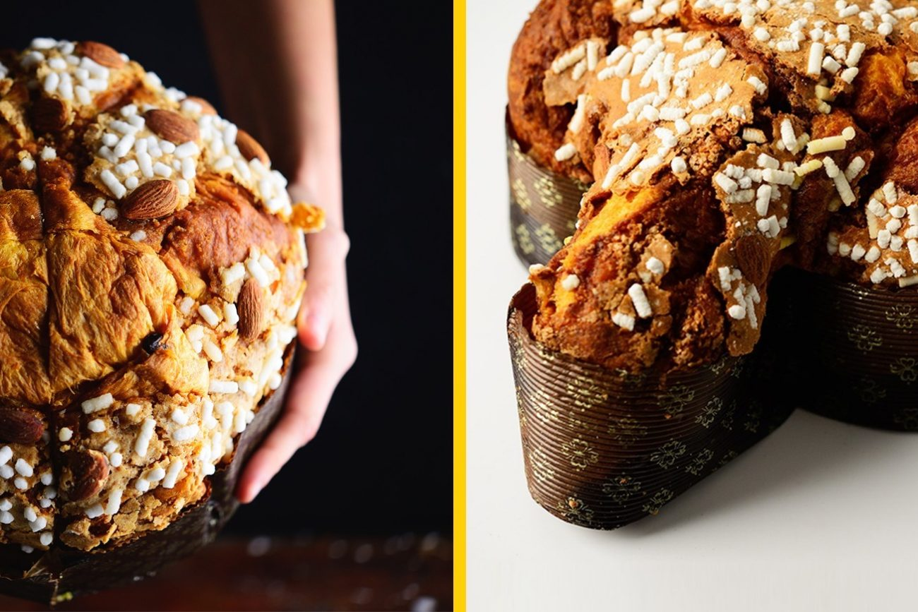 Panettone e colomba: differenze