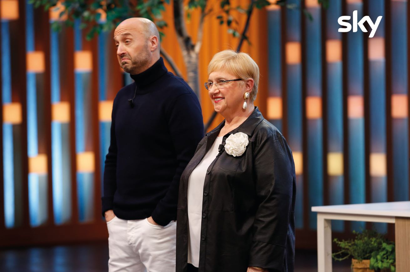 Family Food Fight 2021: Joe e Lidia Bastianich