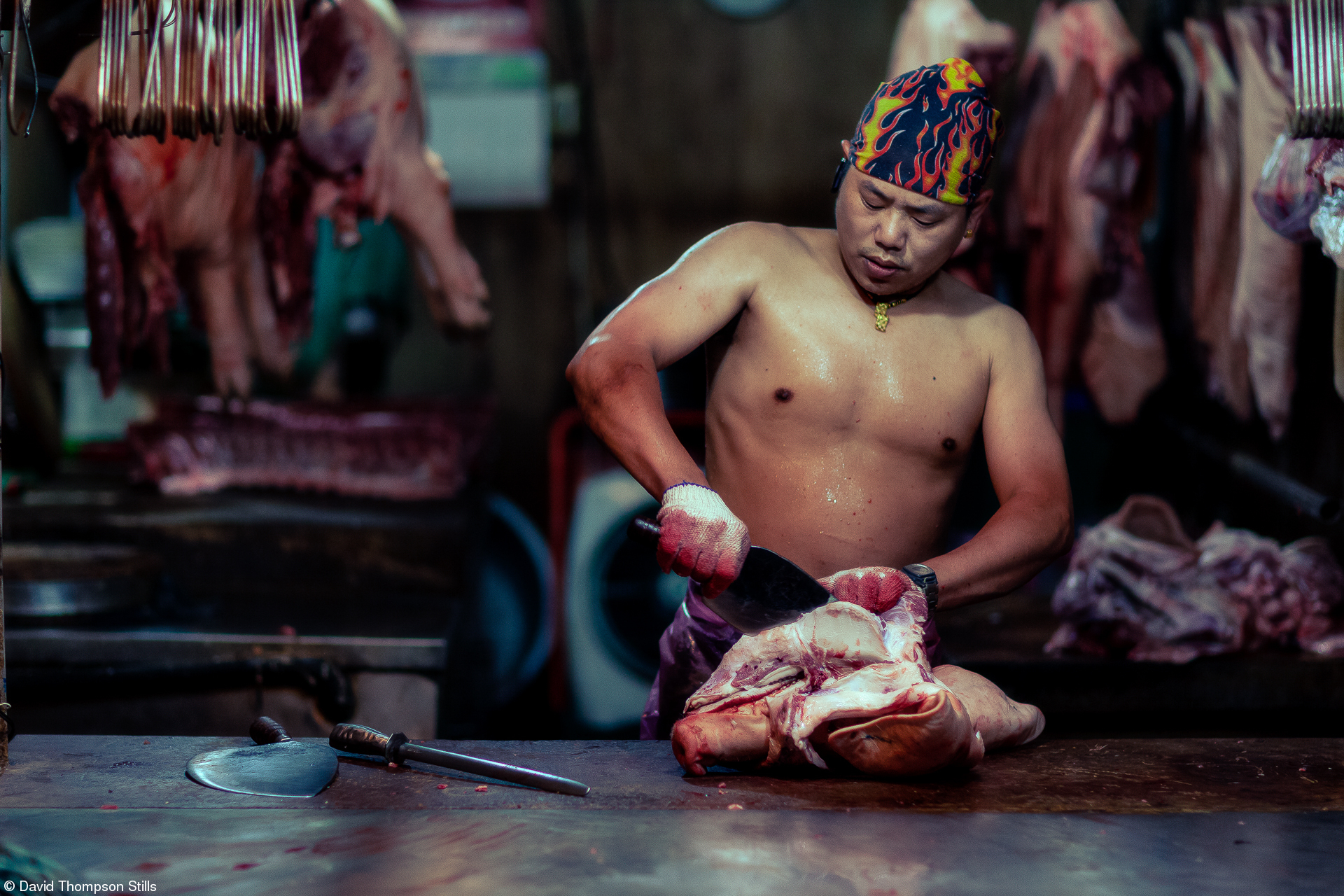 Food Photographer of the Year the Philip Harben Award for Food in Action© David Thompson, Taiwan