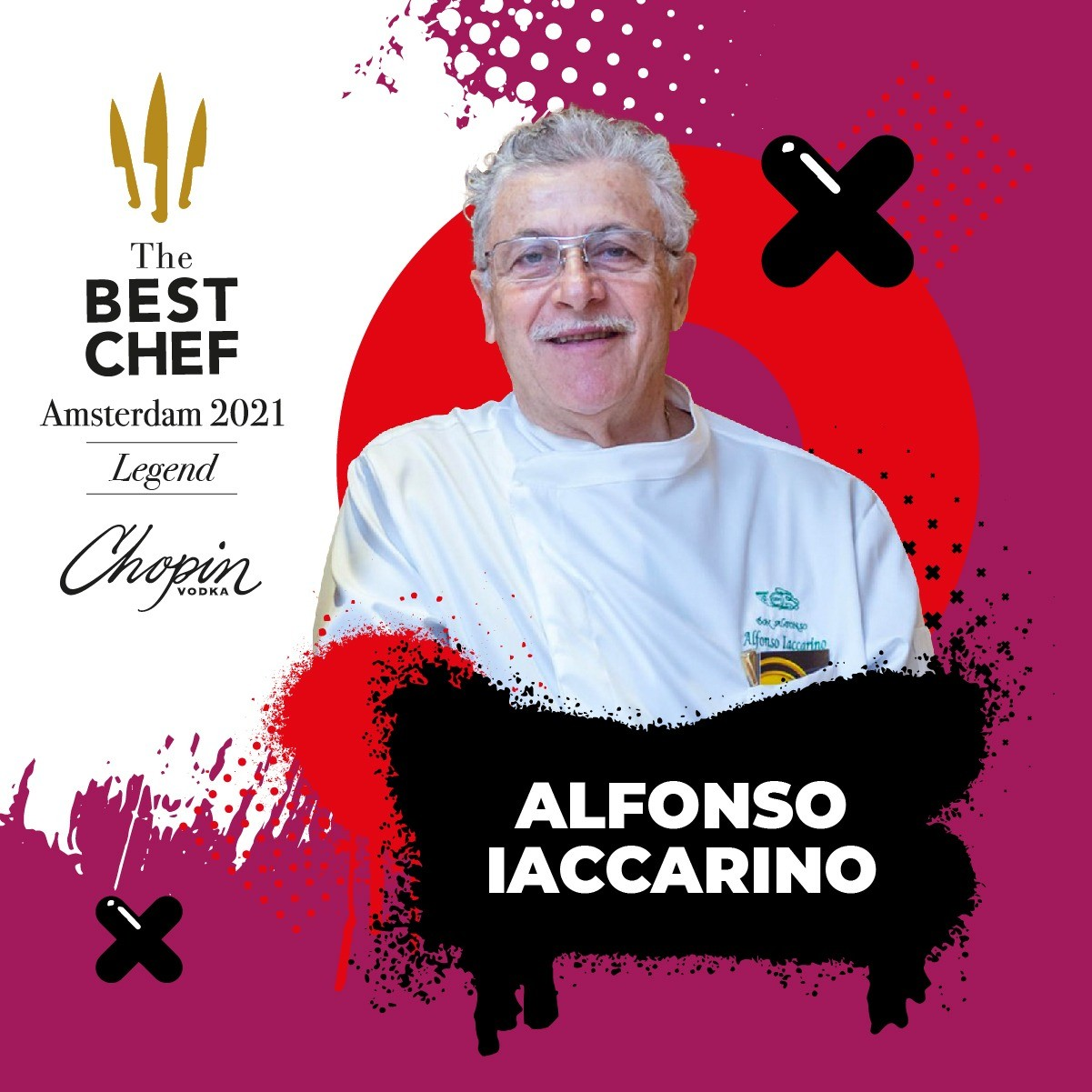 the best chef alfonso iaccarino