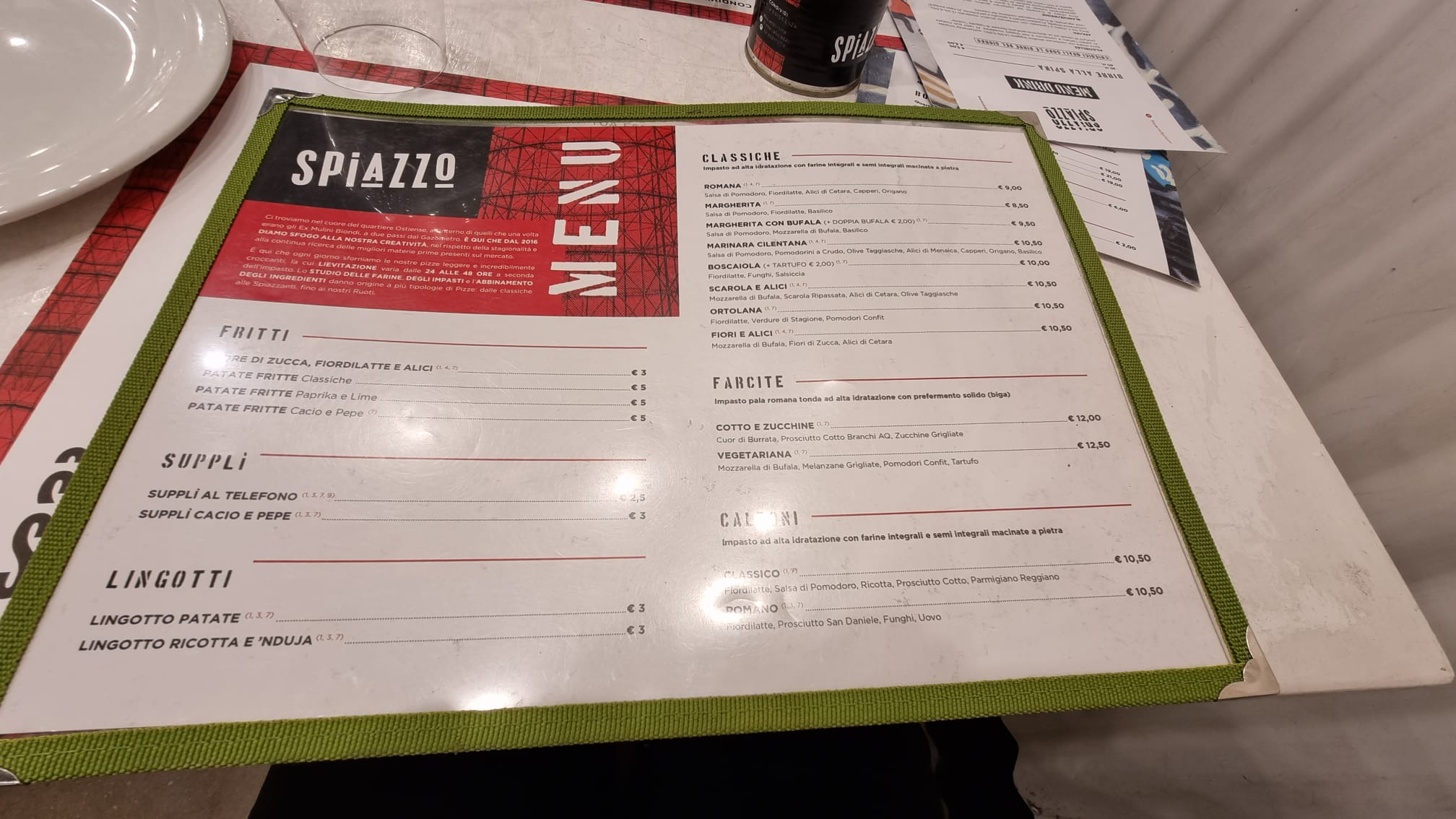 Spiazzo Roma