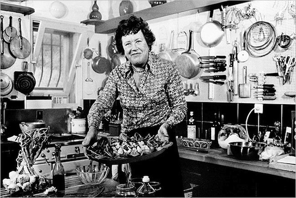 Bœuf bourguignon, julia child