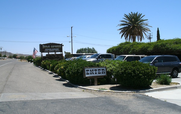 steakhouse, Idle Spurs, Barstow