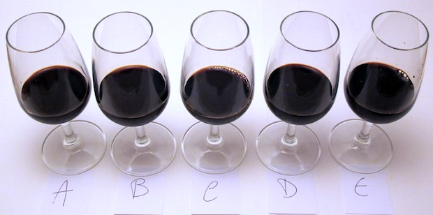 aceto balsamico test