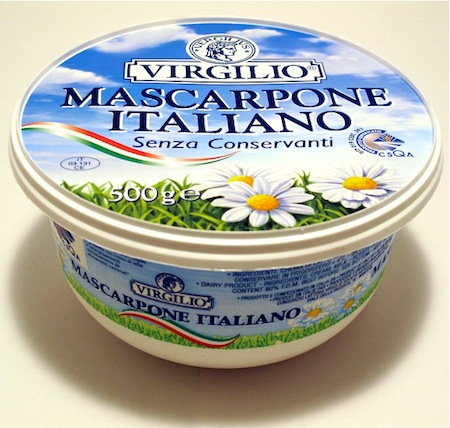 Mascarpone italiano Virgilio