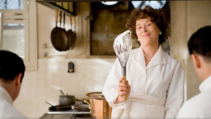 Meryl Streep/Julia Child