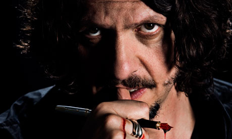 jay rayner, critico del guardian, autore di my dining hell