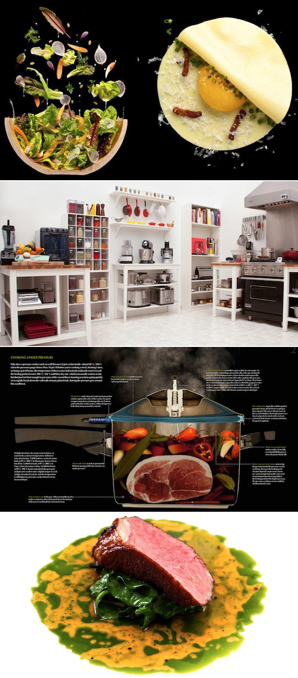 Modernist Cuisine at Home, libro, fotografie