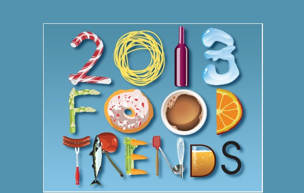 tendenze food, 2013