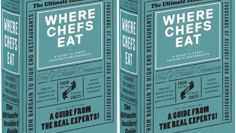 where chef eats, phaidon