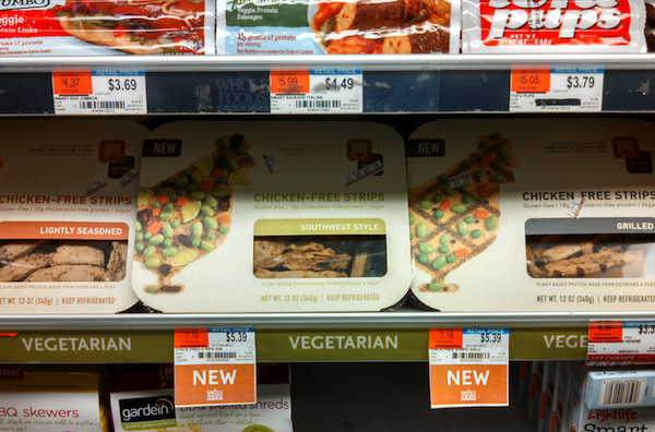 carne, beyond meat, whole foods