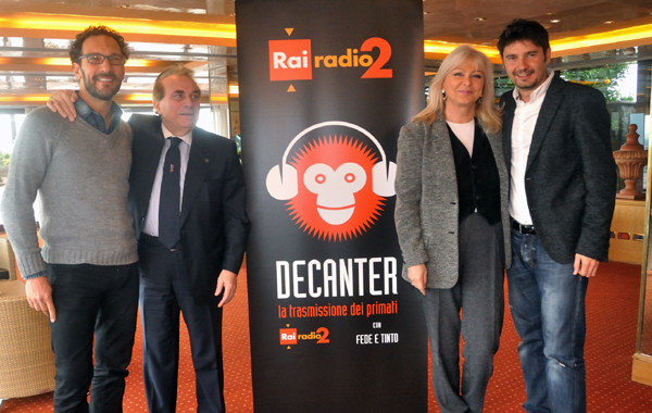 ais, radio2, decanter, sommelier