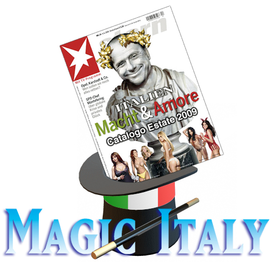 proposta n.2 per logo Magic Italy
