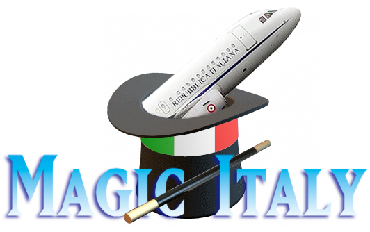 proposta n.3 per il logo Magic Italy