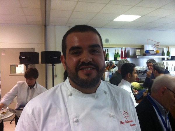 Guida Michelin 2013: Roy Caceres