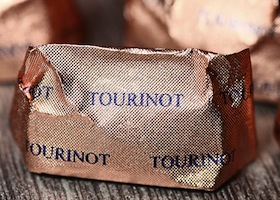 Giandujotto, Tourinot, Guido Gobino