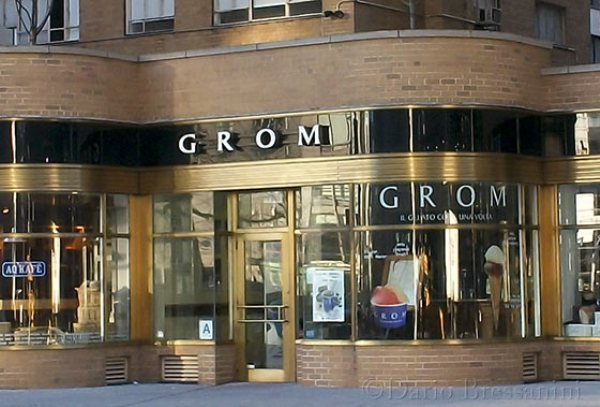 grom, new york, gelateria